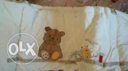bamper protection for baby bed