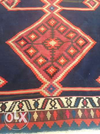 Beautiful kilim carpet برج حمود -  3
