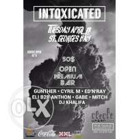 Intoxicated Party Tonight Tickets