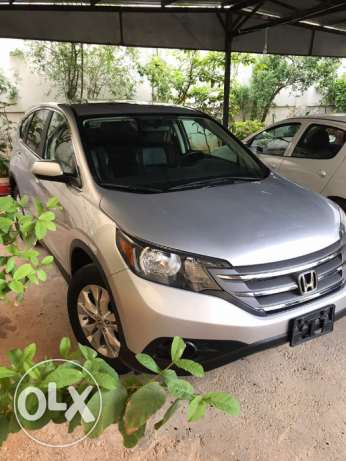 2013 Honda CR-V EX-L ALL WHEEL DRIVE with 84,000 kms!!