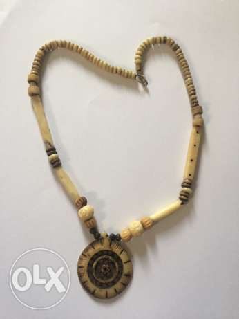 necklace handmade unisex kitch hipster