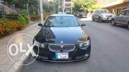 Bmw 335i coupe excellent condition black/beige