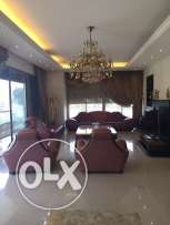 Ramlet Bayda 300m in furnished apartment for rent