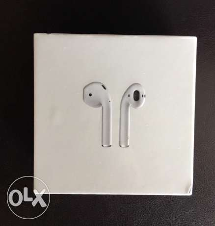 AirPods (New and Sealed)