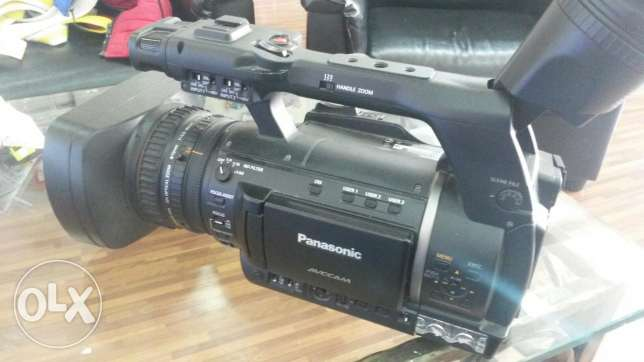 2 panasonic camera 160 full hd