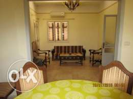 Furnished Ground floor Apartment for rent Achrafieh Sodeco