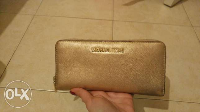 Michael Kors Authentic Wallet like new