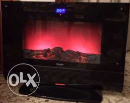 Bartolini Electric Fireplace heater 2000W (with remote control)
