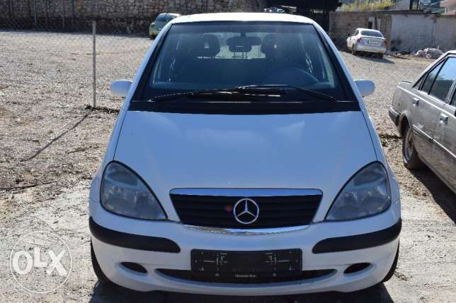 Mercedes A160 03 for sale