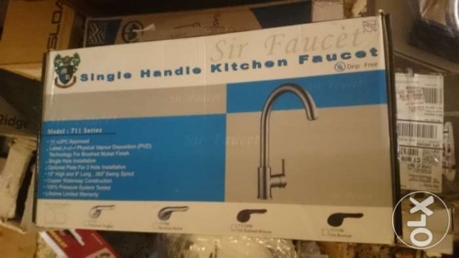 MR Direct kitchen Faucet