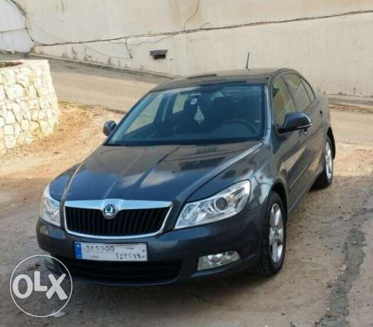 Skoda Octavia Model 2012 Full Automatic