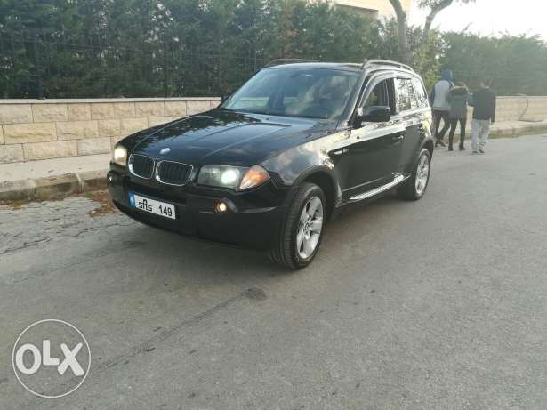 Bmw X3 sport package 3.0is