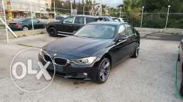 Bmw 320 4 cylindre black from companie source full 3 key screen