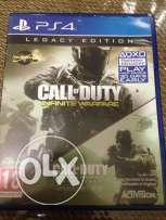 cod iw legacy edition ps4