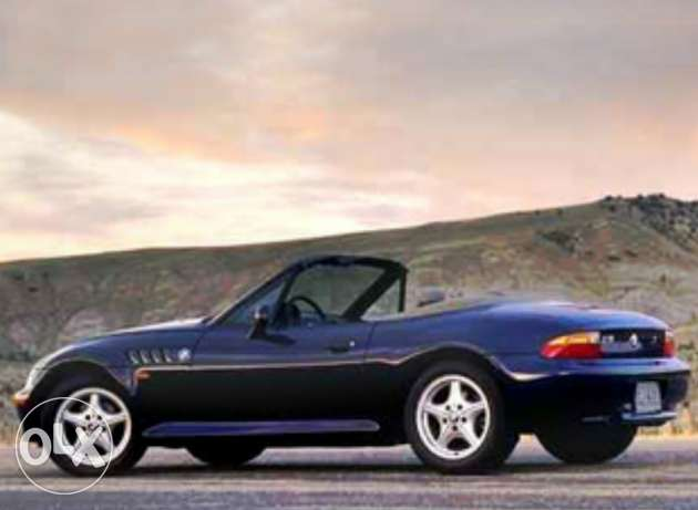 For sale bmw z3 full option men 3ada vitess الشياح -  2