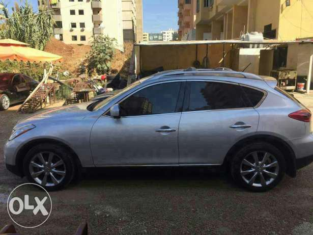 Ex35 model 2008 full options البحصاص -  8