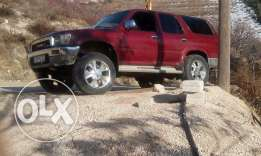 Toyota 4 runner for sale or trade