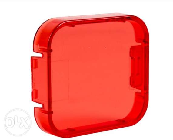 eastwood red filter for gopro hero 5