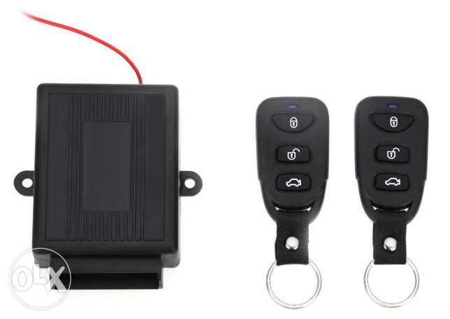 Universal Alarm Systems Car Remote Central Kit