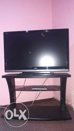 LCD with table for sale