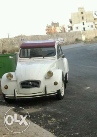 Collection car 2cv