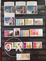 complete year 2011 Lebanon stamps
