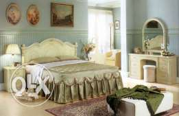 italian Bed Room brand name Dall'agnese