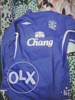 Everton kit