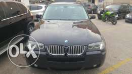 Bmw x3 2009 black on black full opt. Clean carfax florida.
