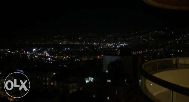 Prestigious Apartment with manific view for rent in Achrafieh, 200sqm