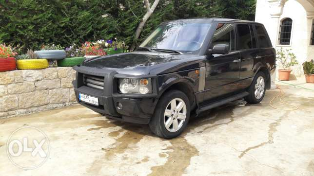 Range rover vogue 2004 الشوف -  1