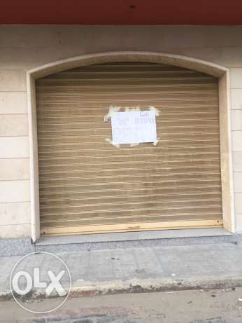 store for rent - qabr chmoun