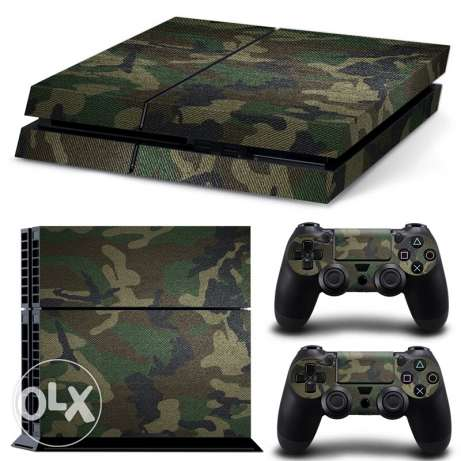 Military skin lal ps4