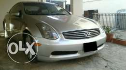 Infiniti g35 for sale or trade