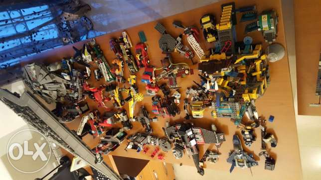 Huge Lego collection