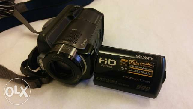 Sony Digital Camera Video HDD 120GBl Made in Japan
