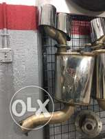 E55 supersprint exhaust for sale