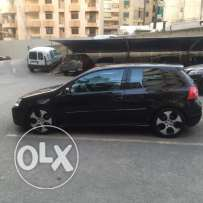 Volkswagen Golf GTI Coupe 2006, Manual transmission