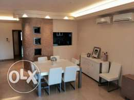 200m2 fully furnished apartment for rent mar roukoz dekwaneh