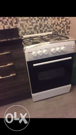 Refrigerator plus Washing and drying machine plus Gaz Oven فرن الشباك -  6