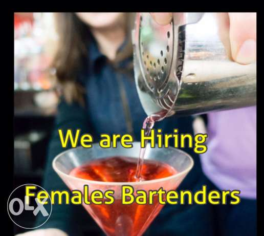 Females Bartenders