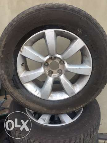 Infiniti fx 35 tires for sale
