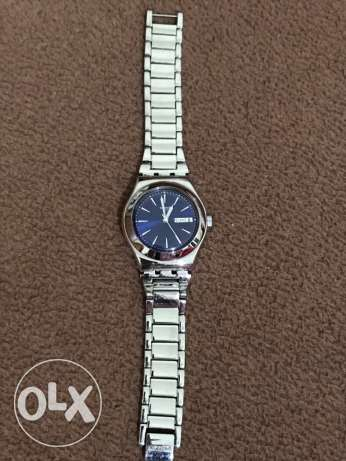 Swatch Silver Color