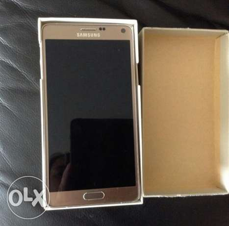 Note 4 4g 32gb with warranty