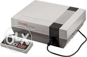 Need this old consols sega and nitando with games مطلوب