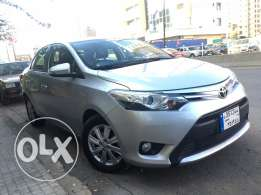 Toyota Yaris 2014 installment