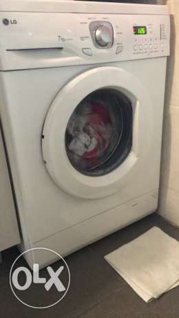 washing machine LG in a great condition for sale! سن الفيل -  1