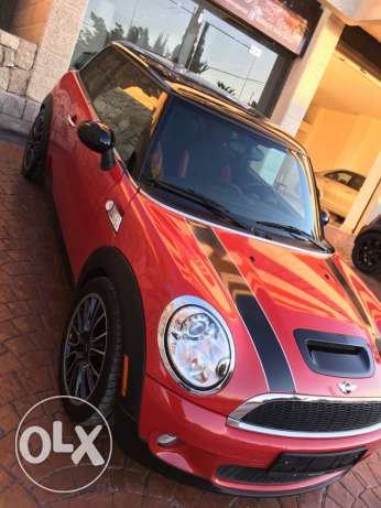 mini cooper s /clean car fax full option / manual / 82900 mile