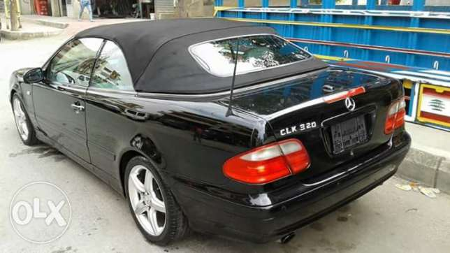 Clk 320 kashef for sale aw trade البداوي -  3