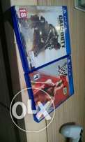 trade or sale:cod aw(arabic) + wwe2k15